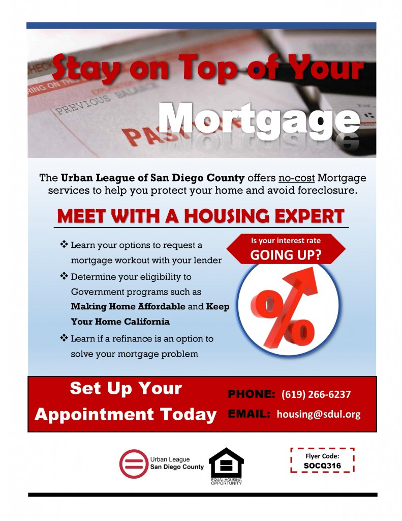 ULSDC Mortgage Counseling