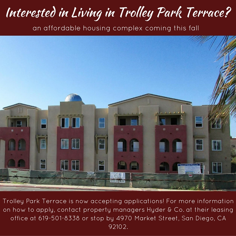 Live in Trolley Park Terrace