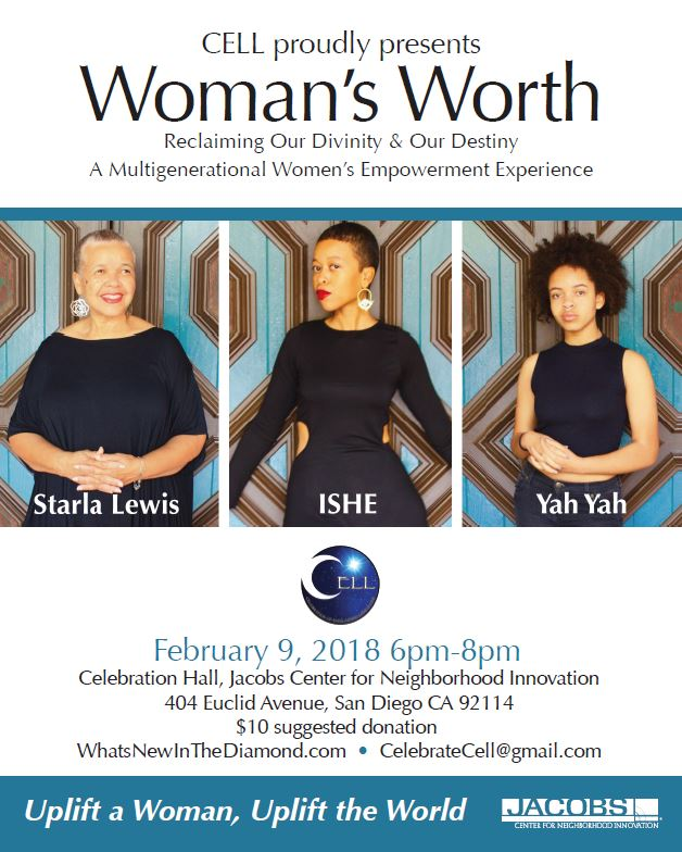 Woman's Worth Flyer